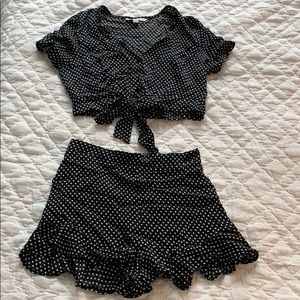 Women's 2 piece set from AE